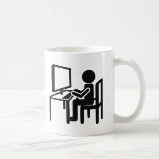 Programador Taza Clásica
