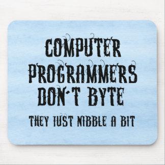 Programadores de Byting Tapete De Ratón