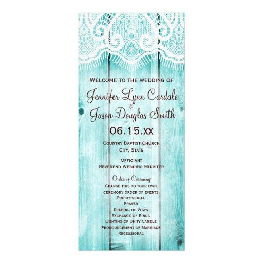 Programas de madera del boda del país del granero  tarjetas publicitarias