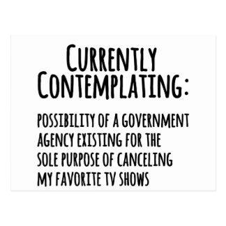 Programas de televisión favoritos cancelados por G Postal
