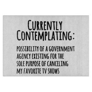 Programas de televisión favoritos cancelados por tablas de cortar