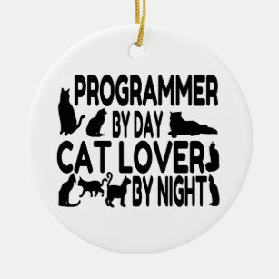cat programmer gifts on zazzle