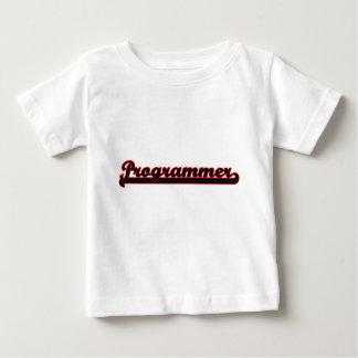 Programmer Classic Job Design Tee Shirts