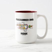 Programmer DNA Inside (DNA Replication) Mug