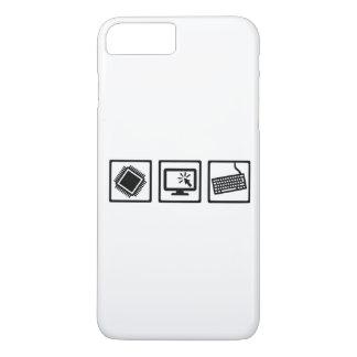 Programmer equipment iPhone 8 plus/7 plus case