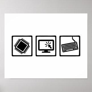 Programmer equipment poster
