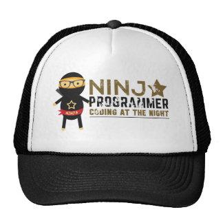 Programmer Hat - Ninja Programmer