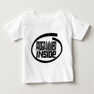 Programmer Inside T-shirts
