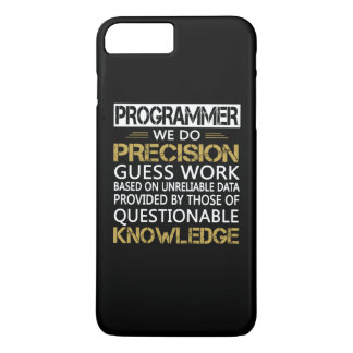 PROGRAMMER iPhone 7 PLUS CASE