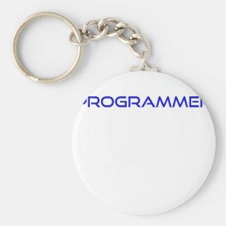 Programmer Keychains