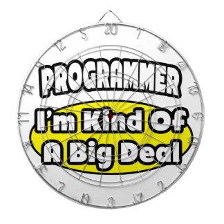 Programmer = Kind of a Big Deal Dartboards