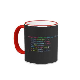 Programmer Mug! Ringer Mug
