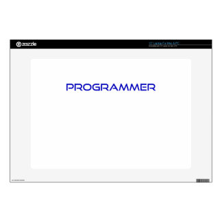 "Programmer Decals For 15"" Laptops"