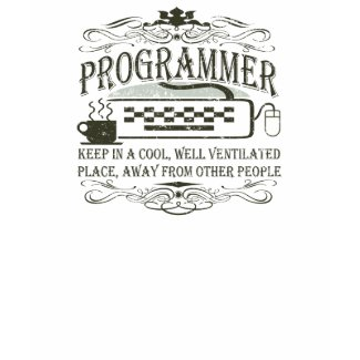 Programmer shirt