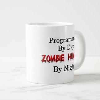Programmer/Zombie Hunter Giant Coffee Mug