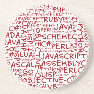 Programmers Have Multiple Programming Skills Coaster