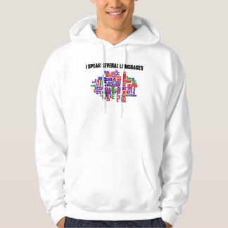 Programmers Have Multiple Programming Skills Hoodie