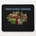 Programmers Have Multiple Programming Skills Mouse Pad