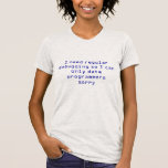 Programmers Only[Womens] Tshirts