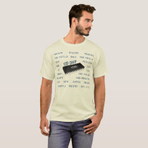 Programmer's T-Shirt - Commodore 64 SID Chip