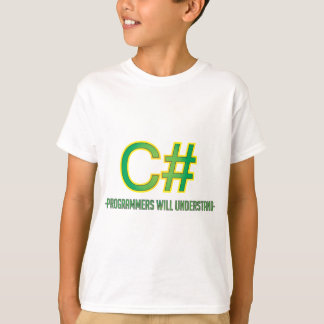 Programmers will understand! T-Shirt