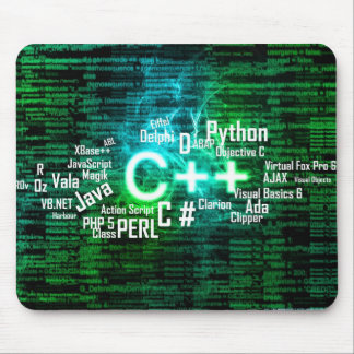 Programming Languages Mousepad