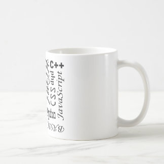 Programming Languages Mug