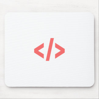 Programming Tag Mouse Pad