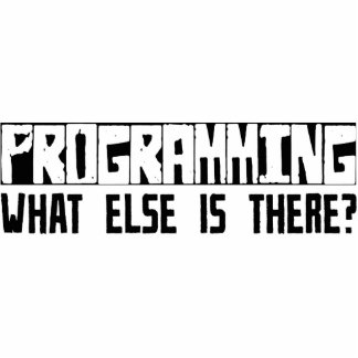 Programming What Else Is There? Photo Sculpture Ornament