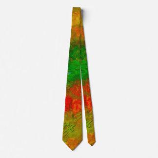 Progresión del otoño corbata