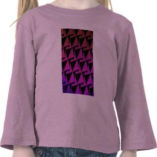 Progresión geométrica camisetas