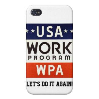 Progreso de trabajos de WPA Admin. ¡DEJE LOS E.E.U iPhone 4/4S Carcasas