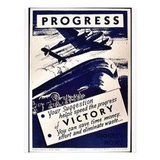 Progreso Tarjetas Publicitarias