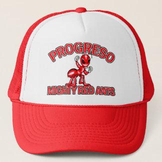 Progreso Mighty Red Ants Cap