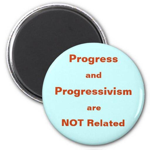 Progress and Progressivism magnet