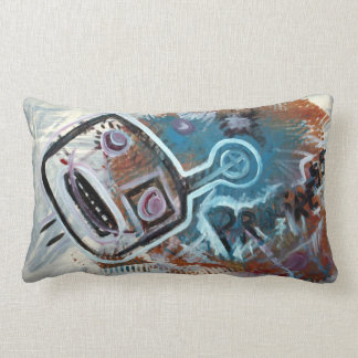 Progress/Outsider Art/American MoJo Pillow