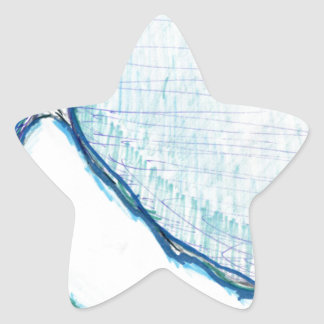 Progression of a Chaos Star Star Sticker