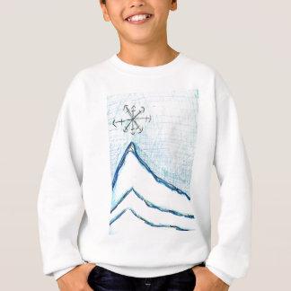 Progression of a Chaos Star Sweatshirt