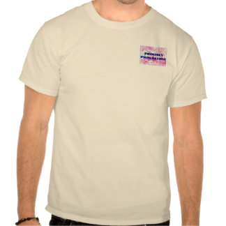 PROGRESSIVE and  PROUD t-shirt