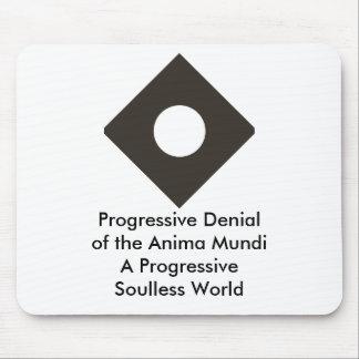 Progressive Denial of the Anima Mundi The MUSEUM Mousepad