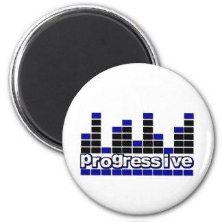 Progressive Equaliser Magnet
