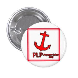 Progressive Labour Party Pinback Button