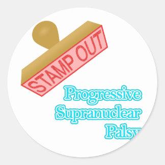 Progressive Supranuclear Palsy Sticker