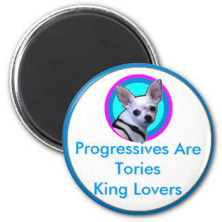 Progressives Are Tories King Lovers Magnets