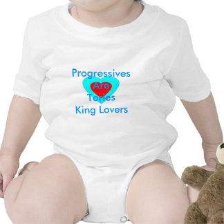 Progressives Are Tories King Lovers Shirts
