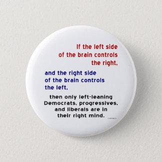 Progressives in Right Mind Button