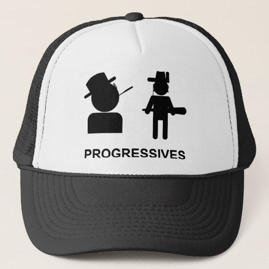 Progressives Trucker Hat