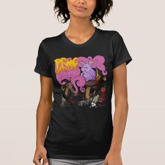 ProgSphere Ladies Petite T-Shirt: Black T-Shirt