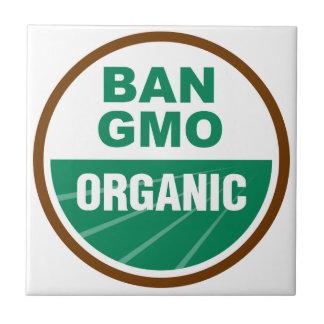 Prohibición GMO orgánico Tejas