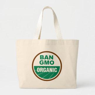 Prohibición GMO orgánico Bolsa